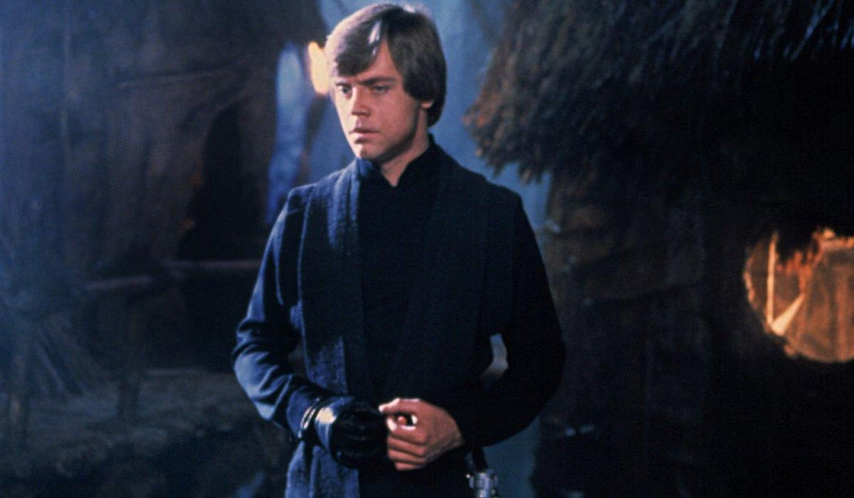 Luke Skywalker Return of the Jedi
