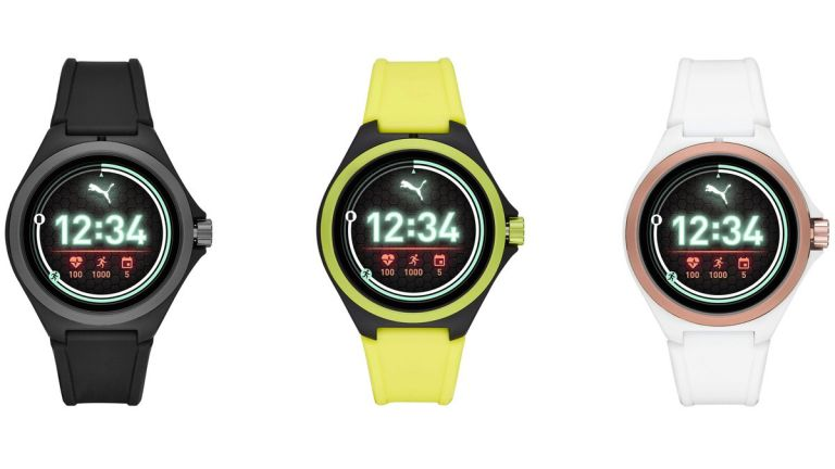 New Puma Wear OS fitness smartwatch