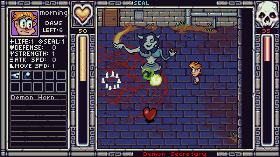 Free game Sacrifights lets you summon demons so you can beat them up for offal | PC Gamer
