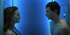 X-Men's Tye Sheridan And The Voyagers Cast Talk Filming In A 'Claustrophobic' Setting