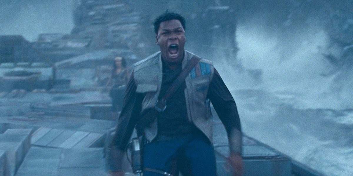 Reelblend 98 Our Very Heated Star Wars The Rise Of Skywalker Review Cinemablend