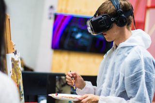 education, VR