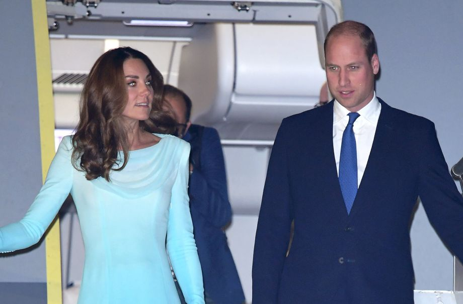 Royal fans are loving the Duchess of Cambridge's beautiful tribute to Princess Diana during Pakistan royal tour