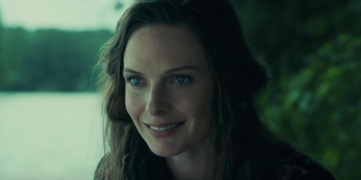 Rebecca Ferguson in Doctor Sleep in the True Knot