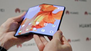 Huawei Mate X, one of the first foldable phones