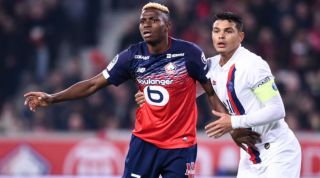 Victor Osimhen Lille