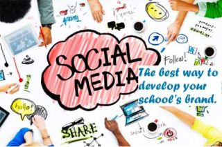 5 Social Media Platforms + Strategies to Develop Your School's Brand