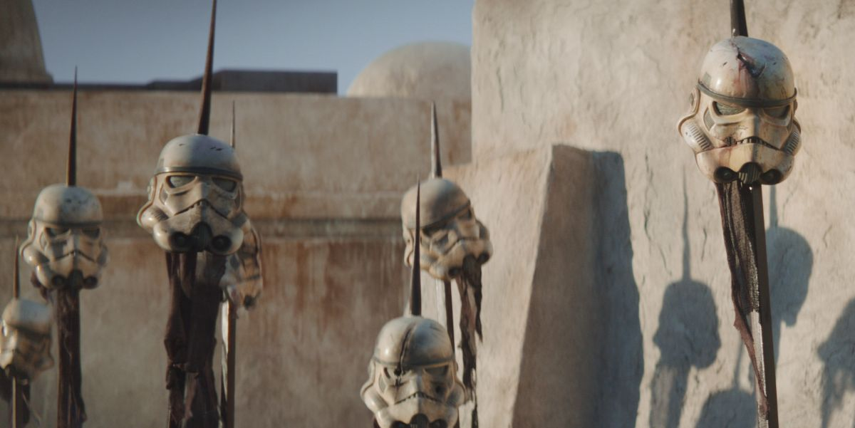 The Mandalorian: 6 Biggest Questions After Episode 5 - CINEMABLEND