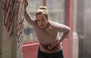 Jodie Comer Villanelle injured