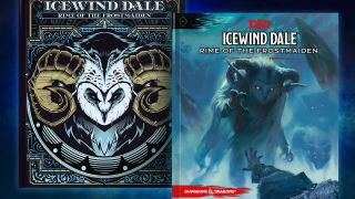 Icewind Dale: Rime of the Frostmaiden is the next D&D adventure, and it's up for pre-order