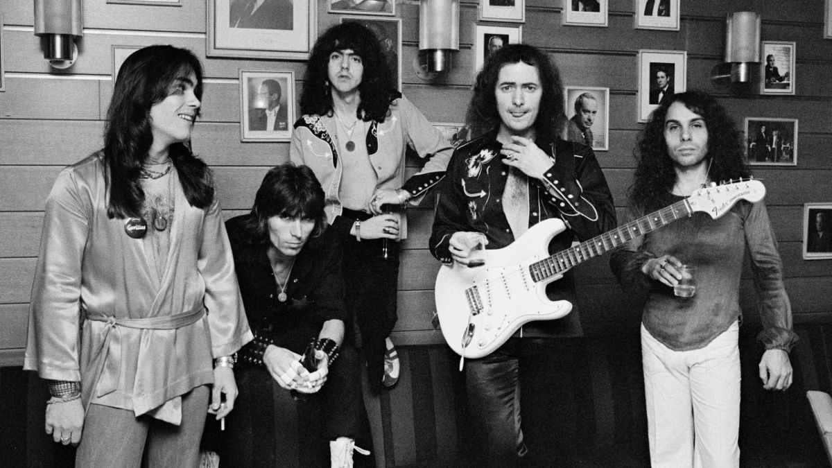 Rainbow Rising: how Ritchie Blackmore aimed for the stars | Louder