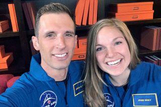 canada reveals astronauts