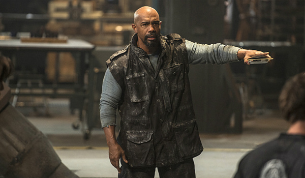 michael beach the 100 the cw