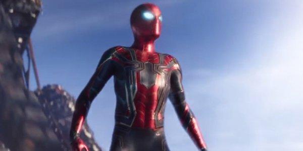 Spider-Man Avengers: Infinity War