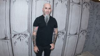 A picture of Anthrax's Scott Ian