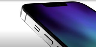 iPhone 13 Pro notch render