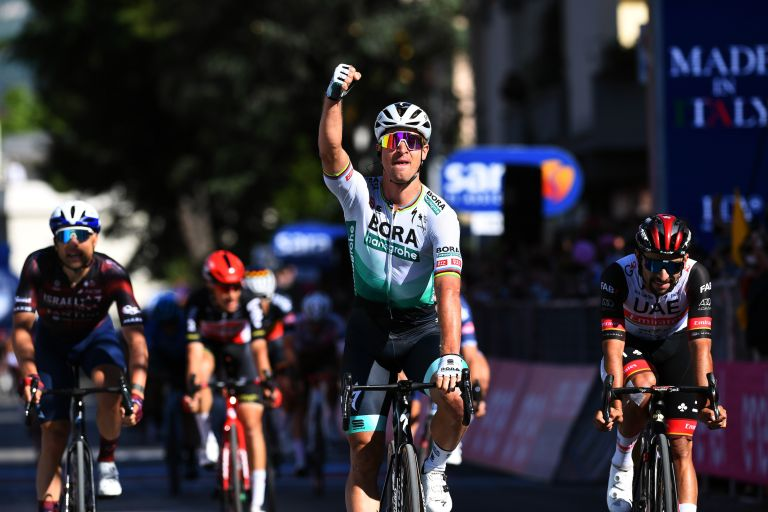 Peter Sagan wins stage ten of Giro d'Italia 2021