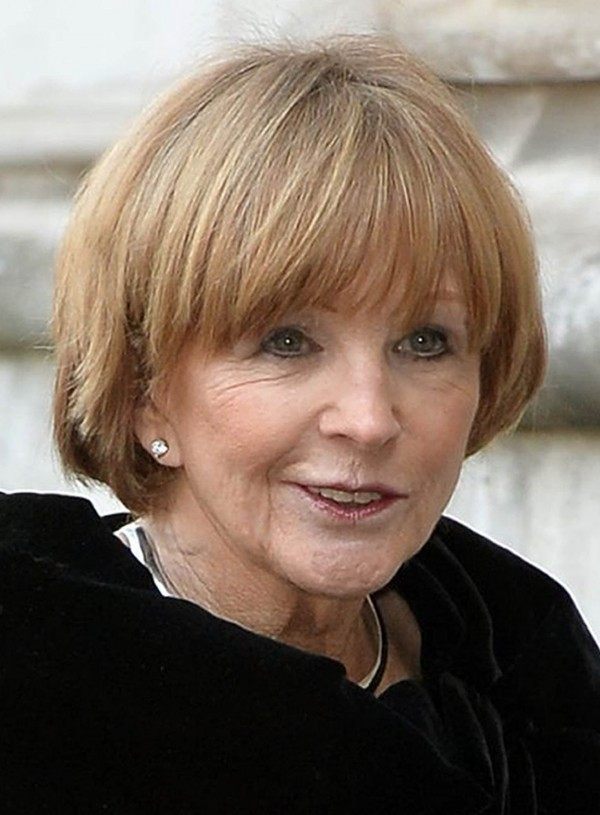 Anne Robinson who claims she does not know