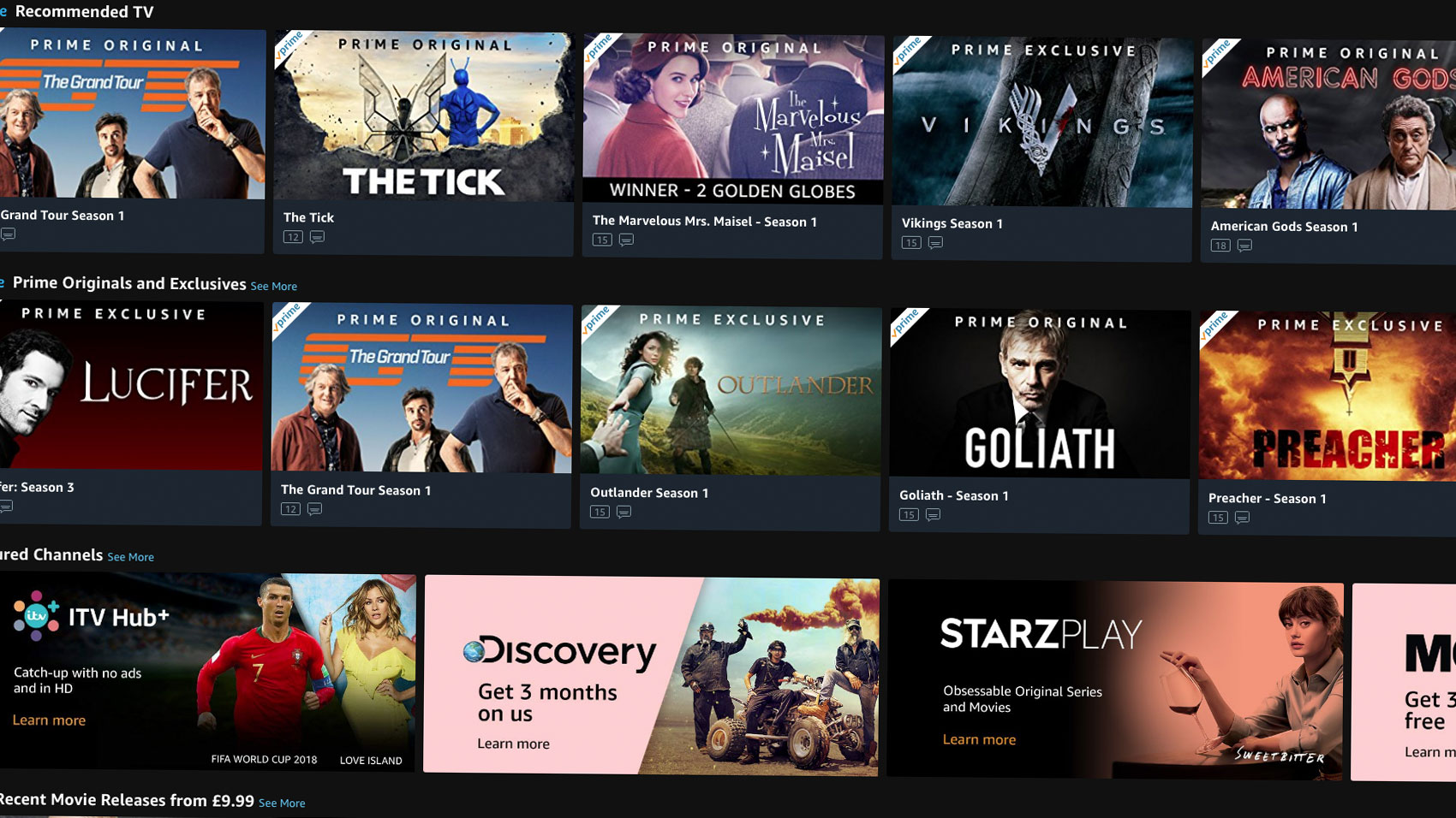 5 of the best TV series on Amazon Prime   Creative Bloq