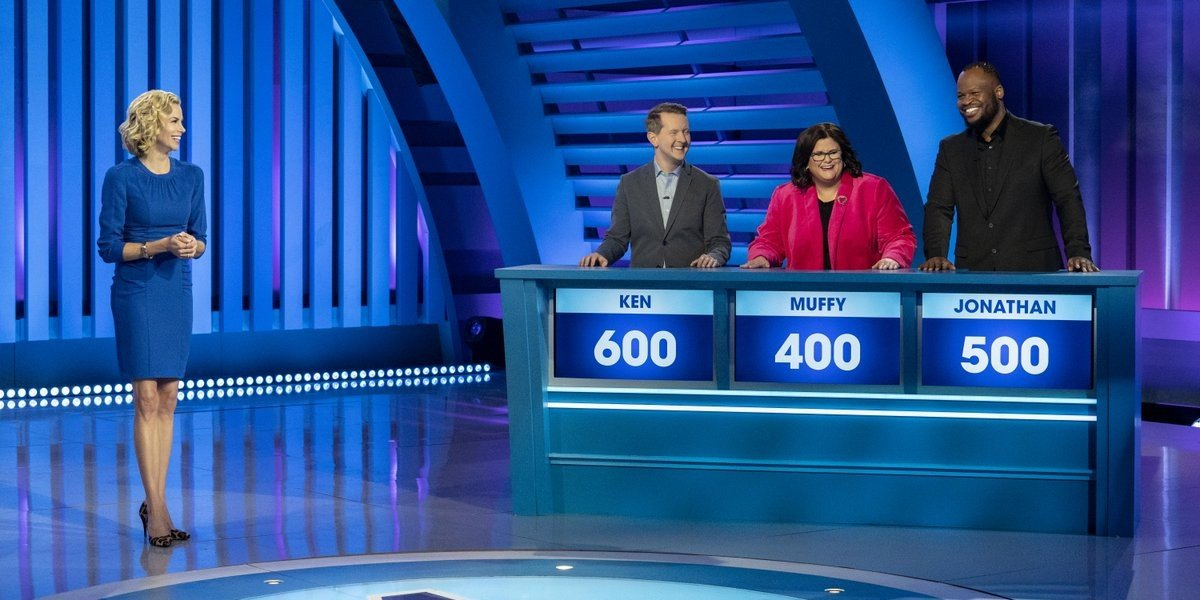 Screenshot from Game Show Network's Master Minds