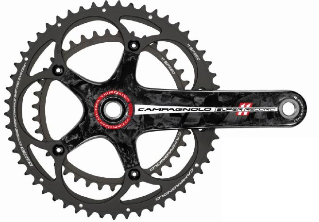 Campagnolo time trial components 2012