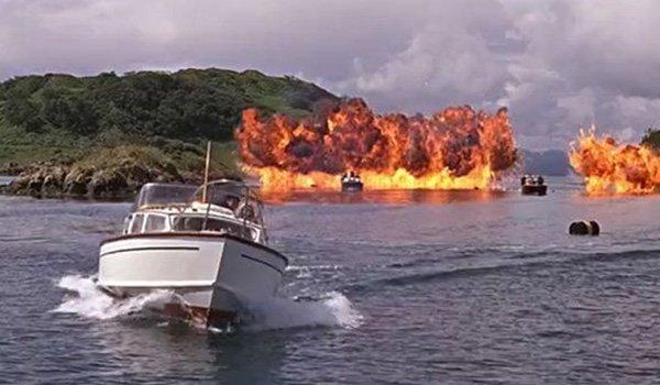 Pergelangan kaki Daniel Craig dan sejarah cedera pada James Bond Set