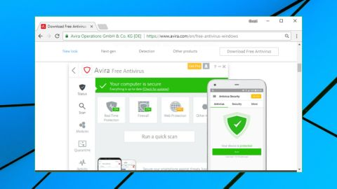 Avira Free Antivirus Review Techradar