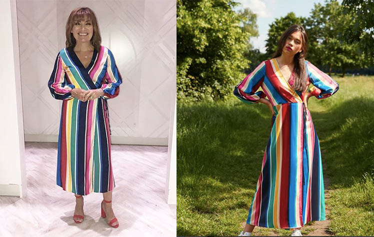 4df96f41 Lorraine Kelly's High Street Dresses - from Hobbs to Zara