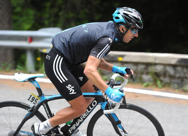 Russell Downing, Giro d'Italia 2011, stage 14