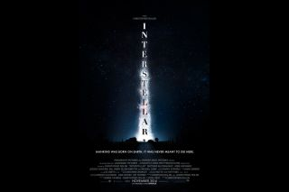 'Interstellar' Teaser One-Sheet