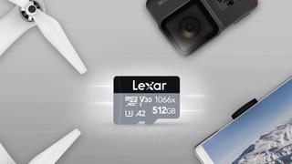 Lexar Professional 1066x microSD SILVER Series