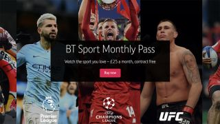 BT Sport introduces no-contract Monthly Pass for £25 – includes 4K HDR