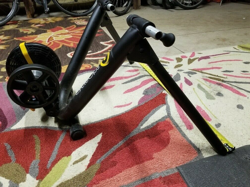 Second-hand smart turbo trainers