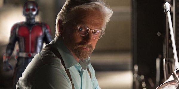 Hank Pym in Ant-Man