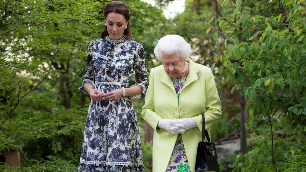 Duchess of Cambridge handed 'direct line' to the Queen and special Sandringham House privileges