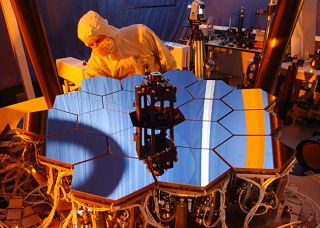 NASA's Next Big Space Telescope Passes Brain Test