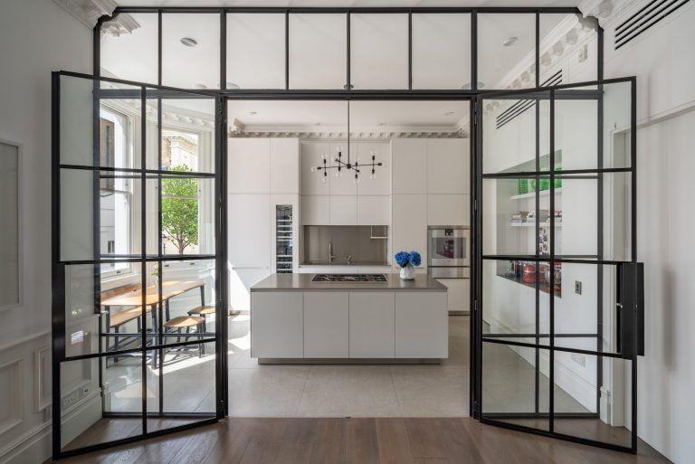 Crittall Style Doors Windows And Room Dividers Livingetc Livingetcdocument Documenttype