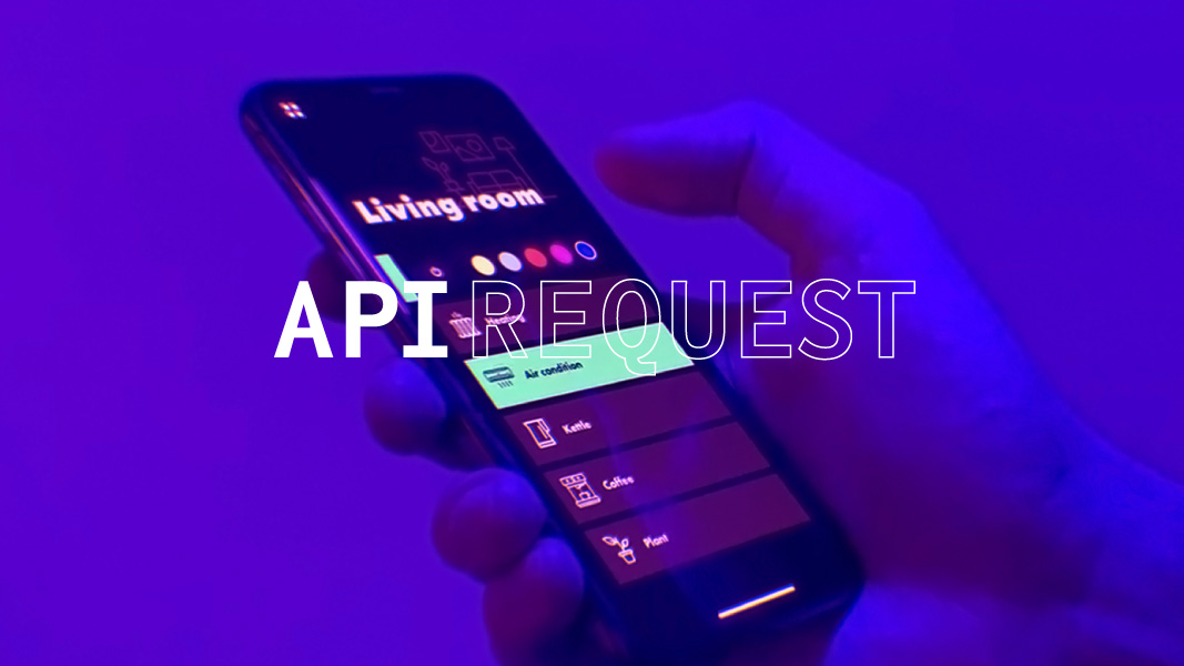 Prototype smart products with UXPin API requests | Creative Bloq