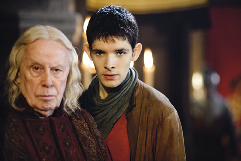 Merlin creators axe hit BBC fantasy series