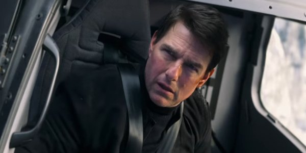 Tom Cruise is Ethan Hunt