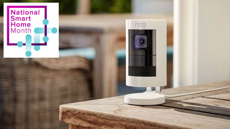 Ring home smart security camera