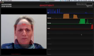 New software by California-based company Emotient can read a person's emotions