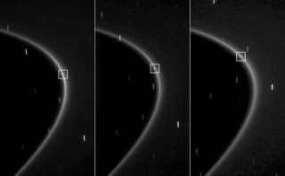 New Moonlet Found Circling Saturn