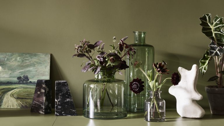 Olive Green by Neptune, Color of the Month