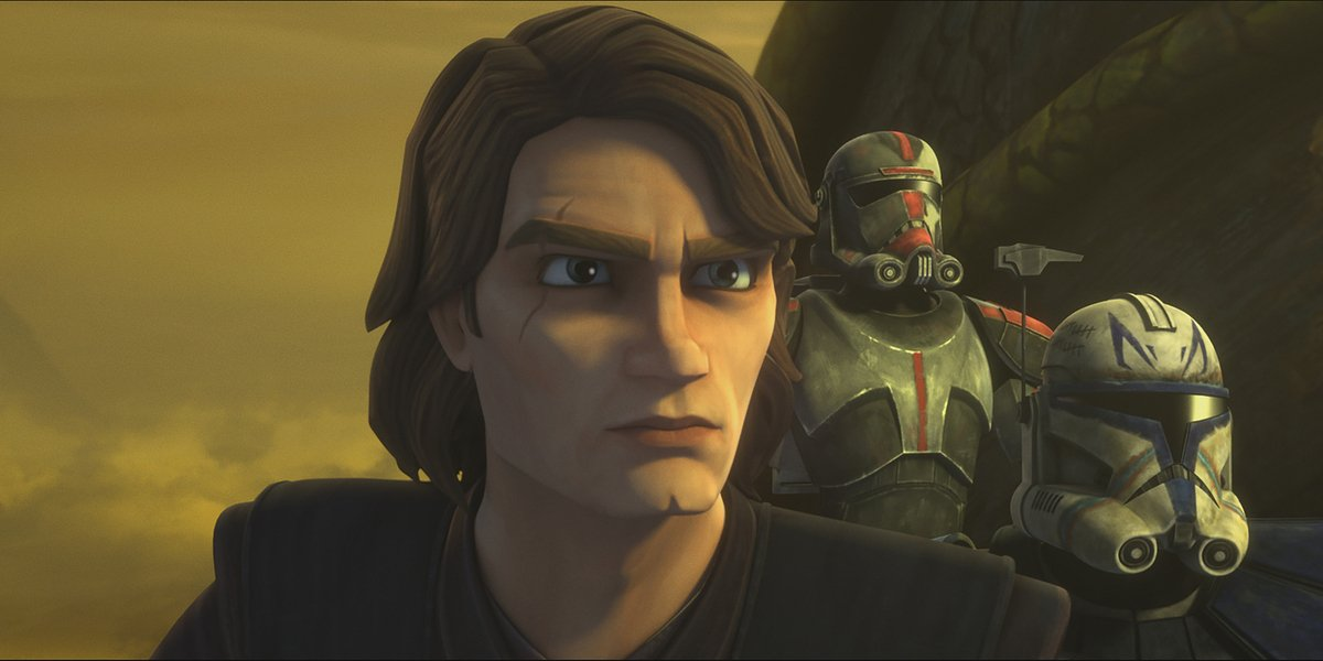 Star Wars The Clone Wars Is Making Me Think Obi Wan Could Have Prevented Anakin S Fall Cinemablend