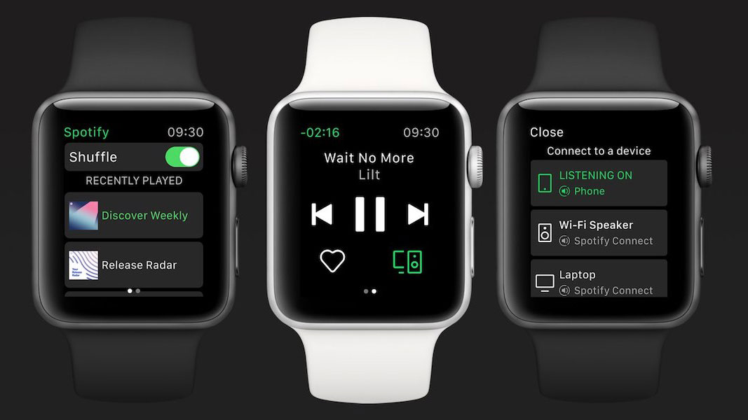 Spotify on Apple Watch: how to set it up and listen to music on your