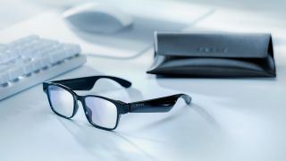 Razer Anzu glasses lifestyle shots