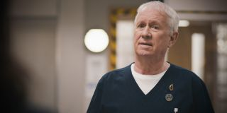 Charlie Fairhead makes a welcome reappearance in Casualty