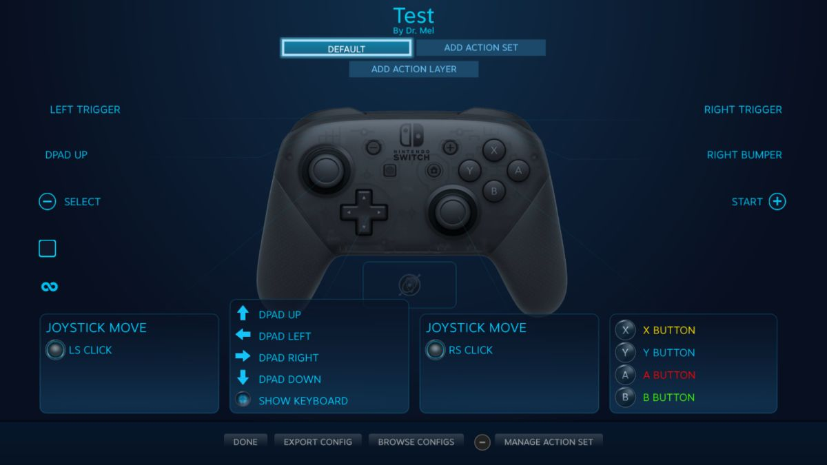 How to Use Your Switch Pro Controller with Steam | Tom's Guide