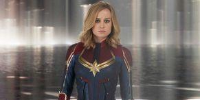Captain Marvel's Brie Larson Explains Why She Took Her Superhero Role